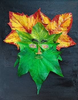 Mr. Green by Charla Van Vlack