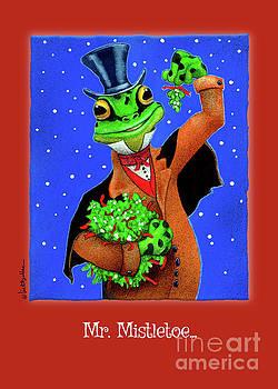 Will Bullas - Mr. Mistletoe...