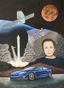 Mr. Musk by Mr Dill