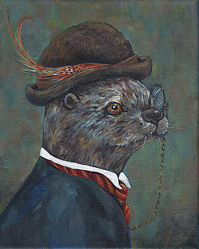 Mr. Otter by Peggy Wilson