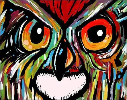 Mr. Owl by Andrew Maynard