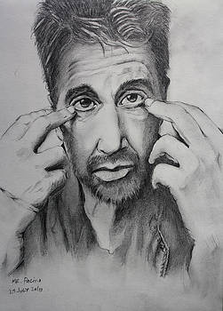 Mr. Pacino by Ted Castor