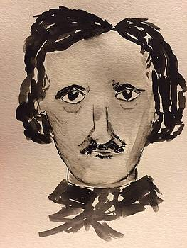 Mr. Poe by Annette Bingham