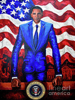 Mr President by The Art of DionJa'Y