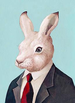 Mr Rabbit by Animal Crew