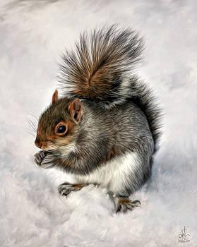 Mr. Squirrel by Pennie  McCracken