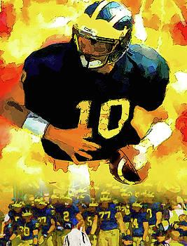 Mr. Tom Brady Version 2.0 by John Farr