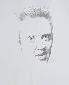 Mr. Walken by TortureLord Art