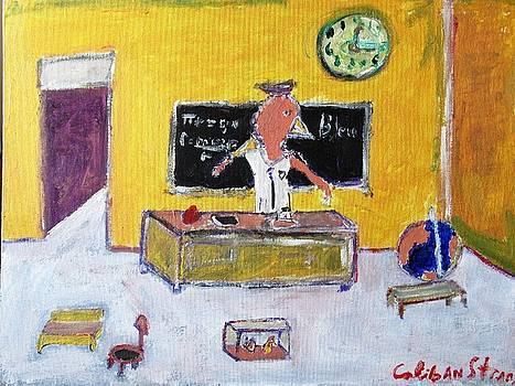 Mrs. Bird by Caliban Strange