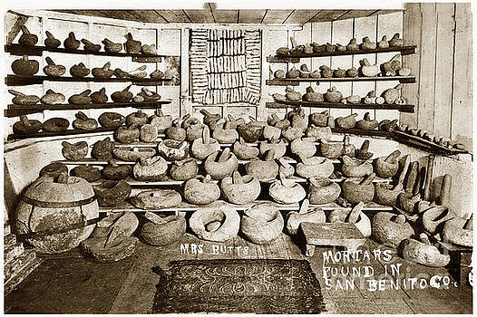 California Views Mr Pat Hathaway Archives - Mrs. Butts mortar and pestle Collection found in San Benito Co.