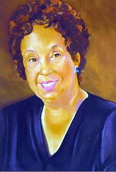 Mrs. Garvin by Leonard R Wilkinson