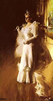 Zorn Anders - Mrs Potter Palmer 1893