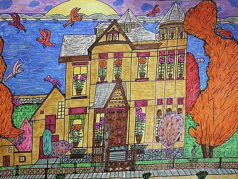 Mrs. Robert Stephenson Home. by Jonathon Hansen