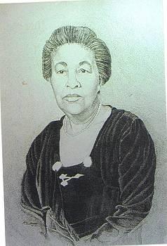Mrs. Woody by Leonard R Wilkinson
