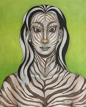 Mrs. Zebra by Allison Hill