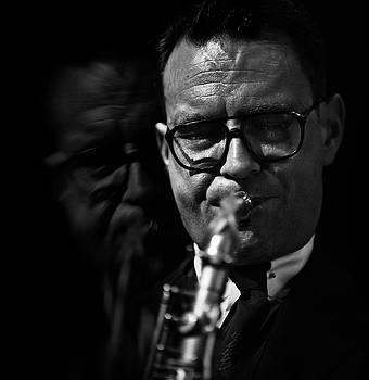 Mr. Sax's solo by Michel Verhoef