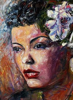 Ms. Lady Day by Debra Hurd
