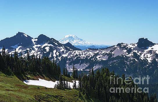 Mt Adams II by Sharon Seaward