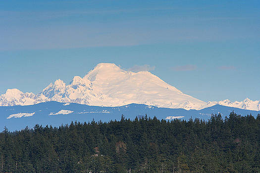 Mt. Baker M1038 by Mary Gaines