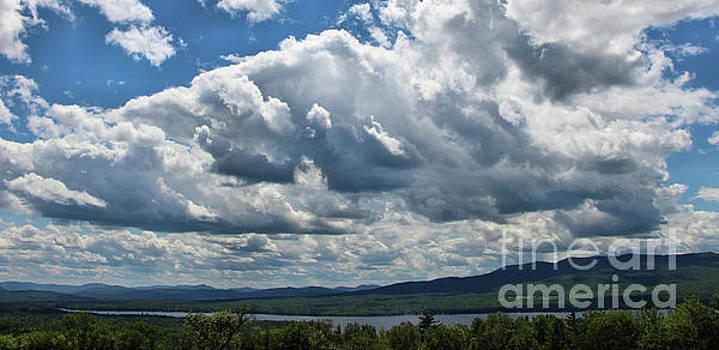 Sandra Huston - Mt. Blue State Park Overlook
