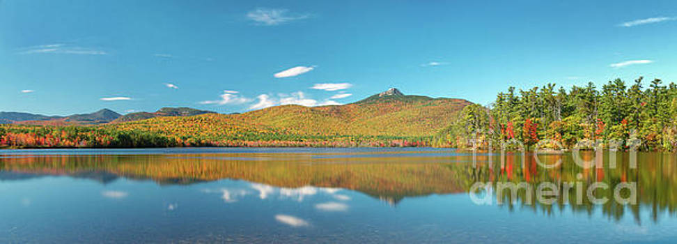 Mt Chocorua Panorama by Sharon Seaward