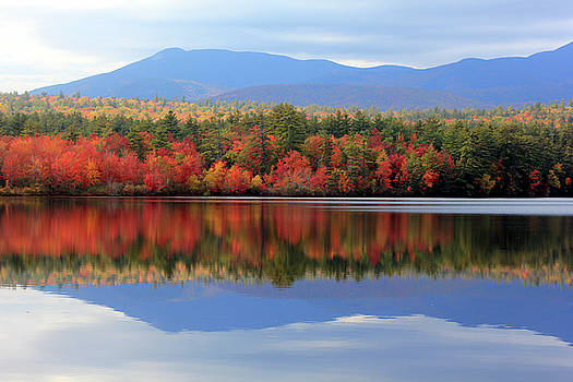 Mt. Chocorua Reflections I by Lynne Guimond Sabean