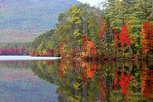 Mt. Chocorua Reflections II by Lynne Guimond Sabean