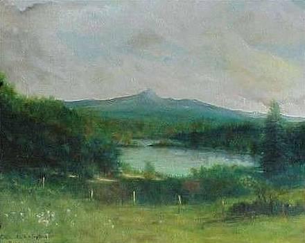 Mt. Chocorua by Brian Higgins