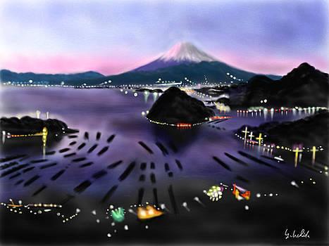 Mt Fuji 37 by Yoshiyuki Uchida