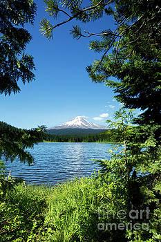 Charmian Vistaunet - Mt. Hood and Trillium Lake - Oregon
