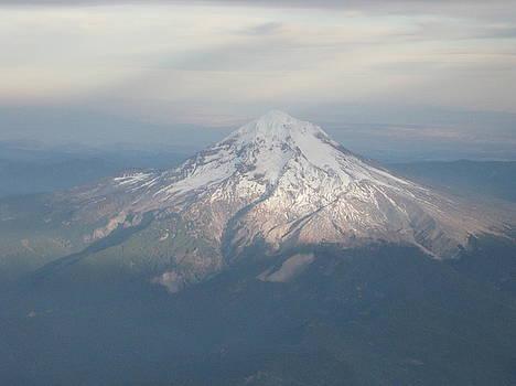 Mt. Hood by Diane Bombshelter