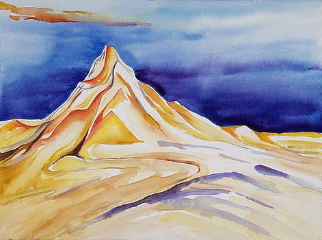 Mt. Hood Evening by Collin Murphy