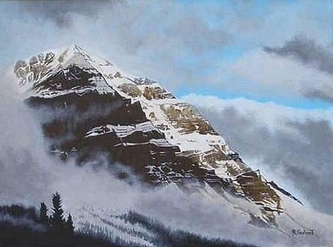Mt. Jimmy Simpson by Rick Gallant