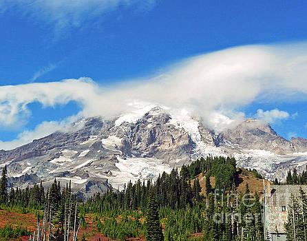 Mt Ranier by Sue Stefanowicz