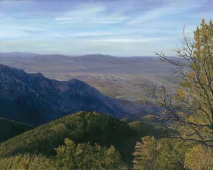 Mt. Rison by Sean Koziel