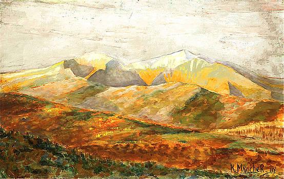 Kaata    Mrachek - Mt Sopris Autumn