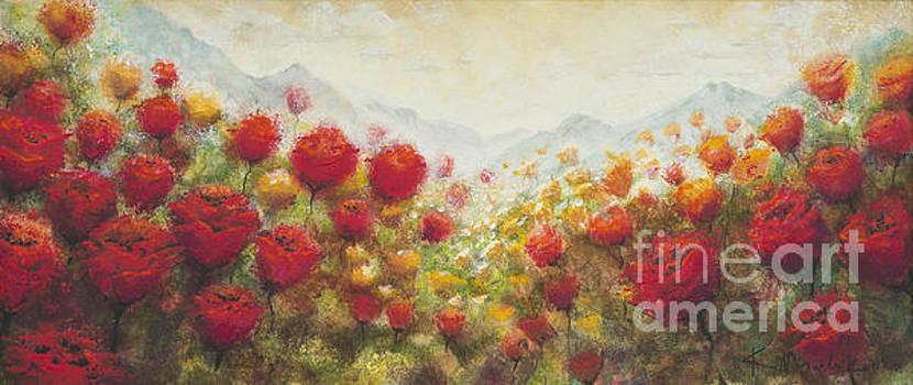 Kaata    Mrachek - Mt Sopris Poppies