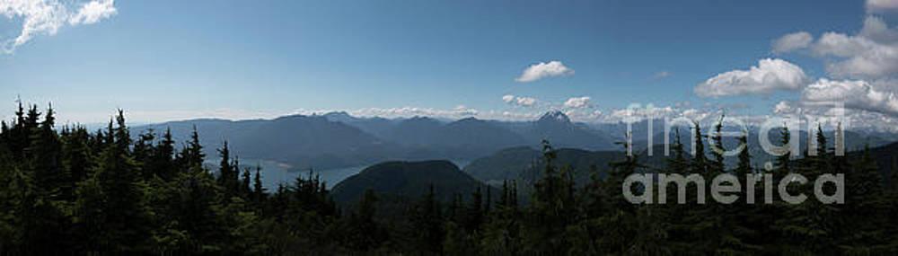 Rod Wiens - Mt St Benedict Pano
