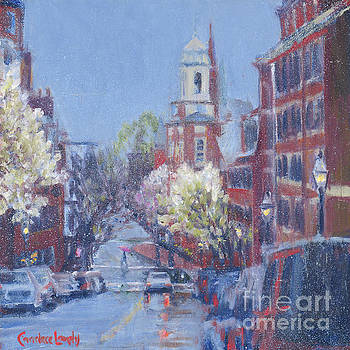 Mt. Vernon Street Showers by Candace Lovely
