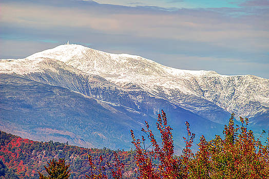 Mt. Washington by David Pratt