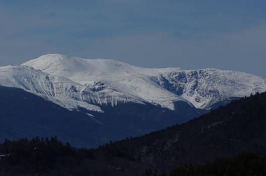 Mt Washington II by Mary Vinagro