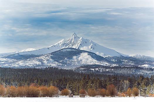 Mt. Washington by Joe Hudspeth