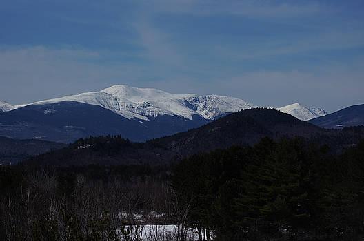 Mt Washington by Mary Vinagro