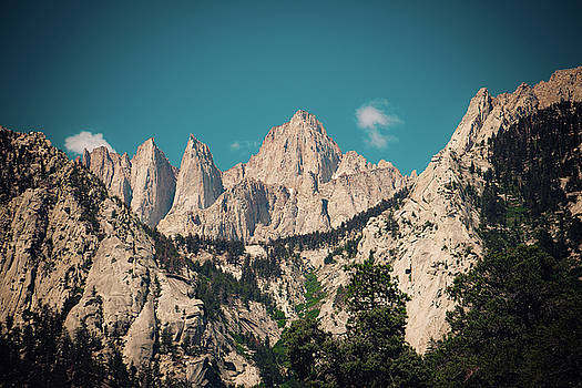 Mt. Whitney by Andrew Zuber