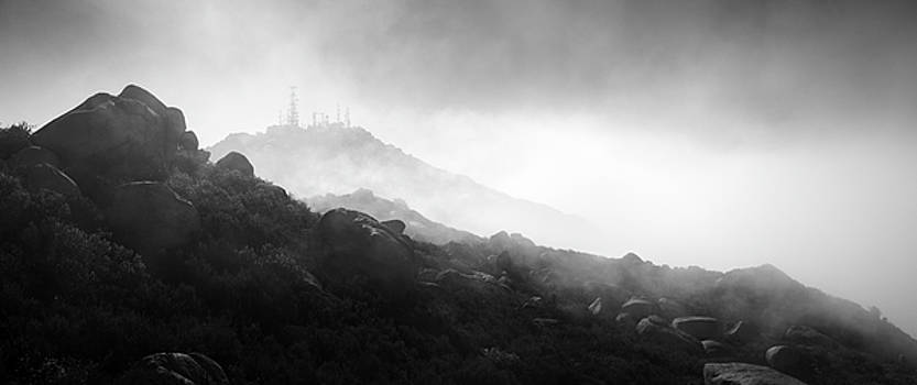 Mt. Woodson Peak and Towers by William Dunigan