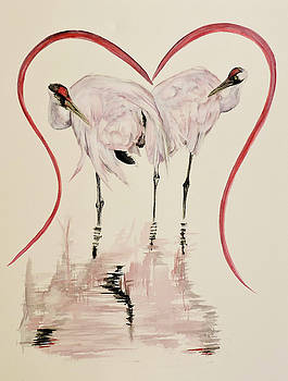 My Valentine by Vicky Lilla