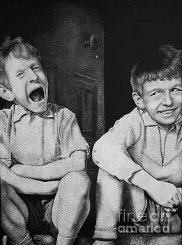Mucky Kids 3 by Sheryl Unwin