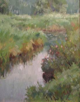 Mud Creek by Chuck Marshall