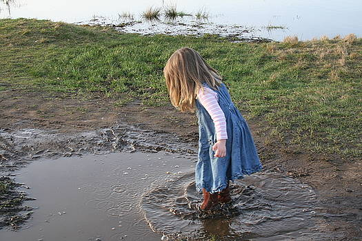 Mud Puddles by Aggy Duveen