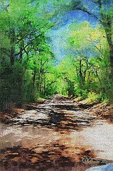 DONNA BENTLEY - Muddy Road Mosaic